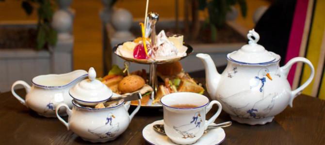 Традиция «пятичасового чая»